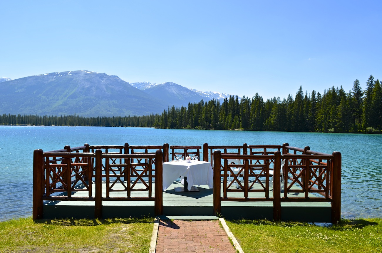 Fairmont Jasper Park Lodge Wildluxe