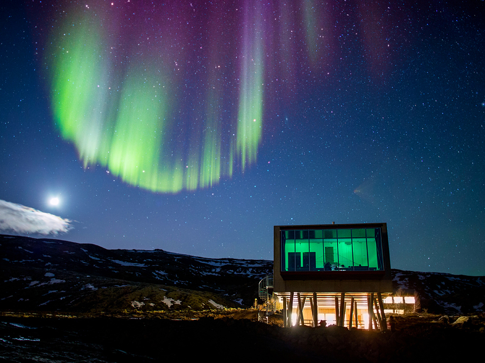 Luxury Hotels Iceland Northern Lights