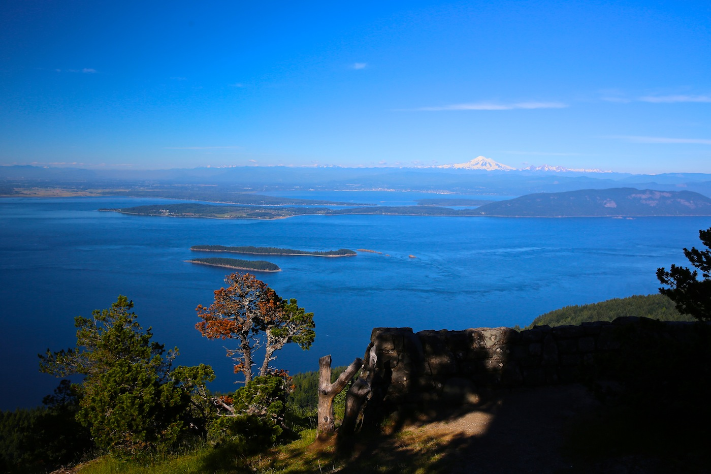 Mount Constitution View