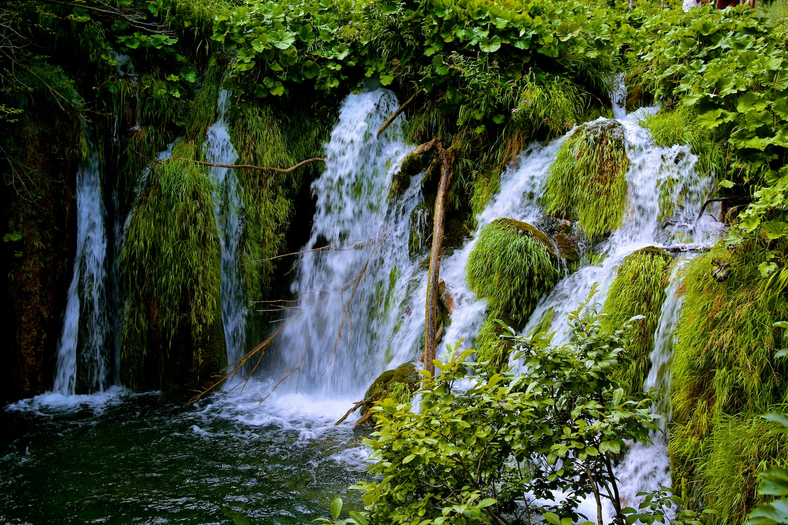 Plitvice_Waterfalls