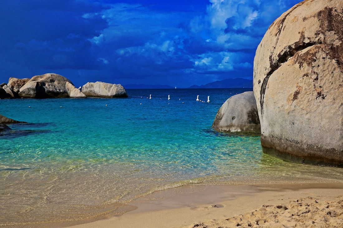 Beach Virgin Gorda
