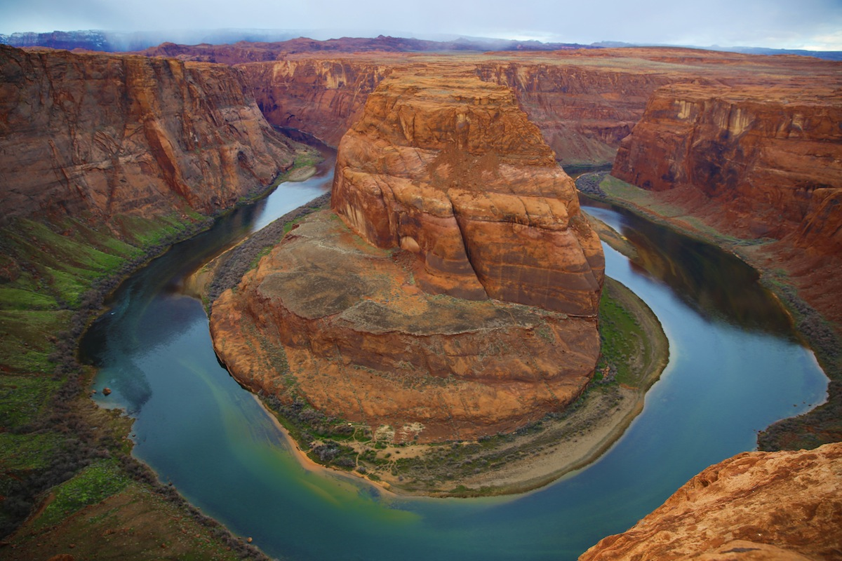 Desert Vacation: Horseshoe Bend