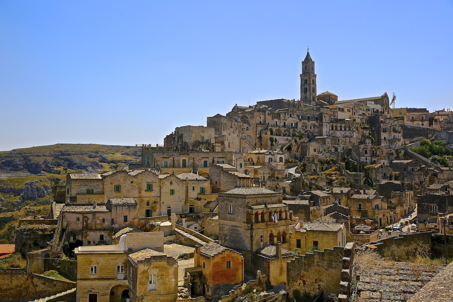 Southern Italy Vacation