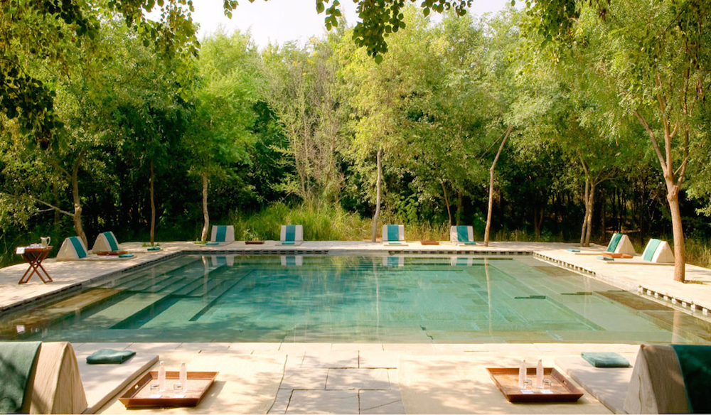 Aman-i-khas-pool