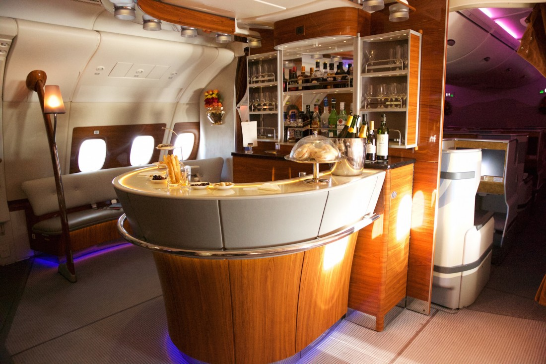 The Traveler S Business Class Lounge