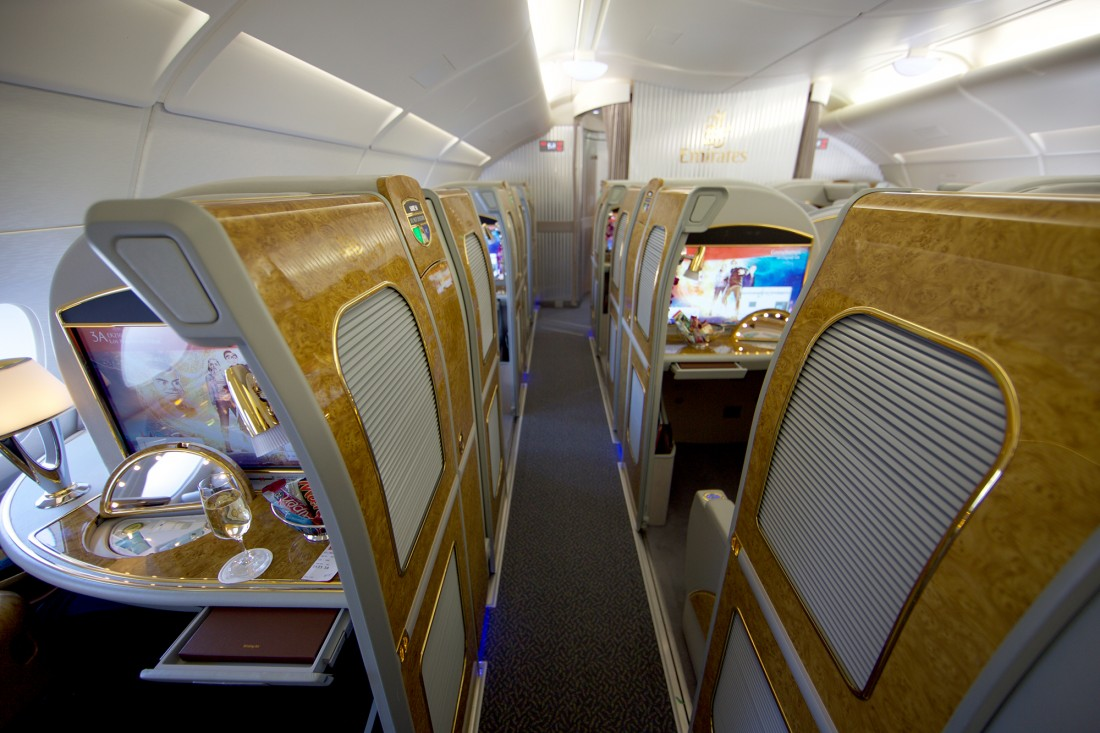 Emirates A380 First Class An Airline Review