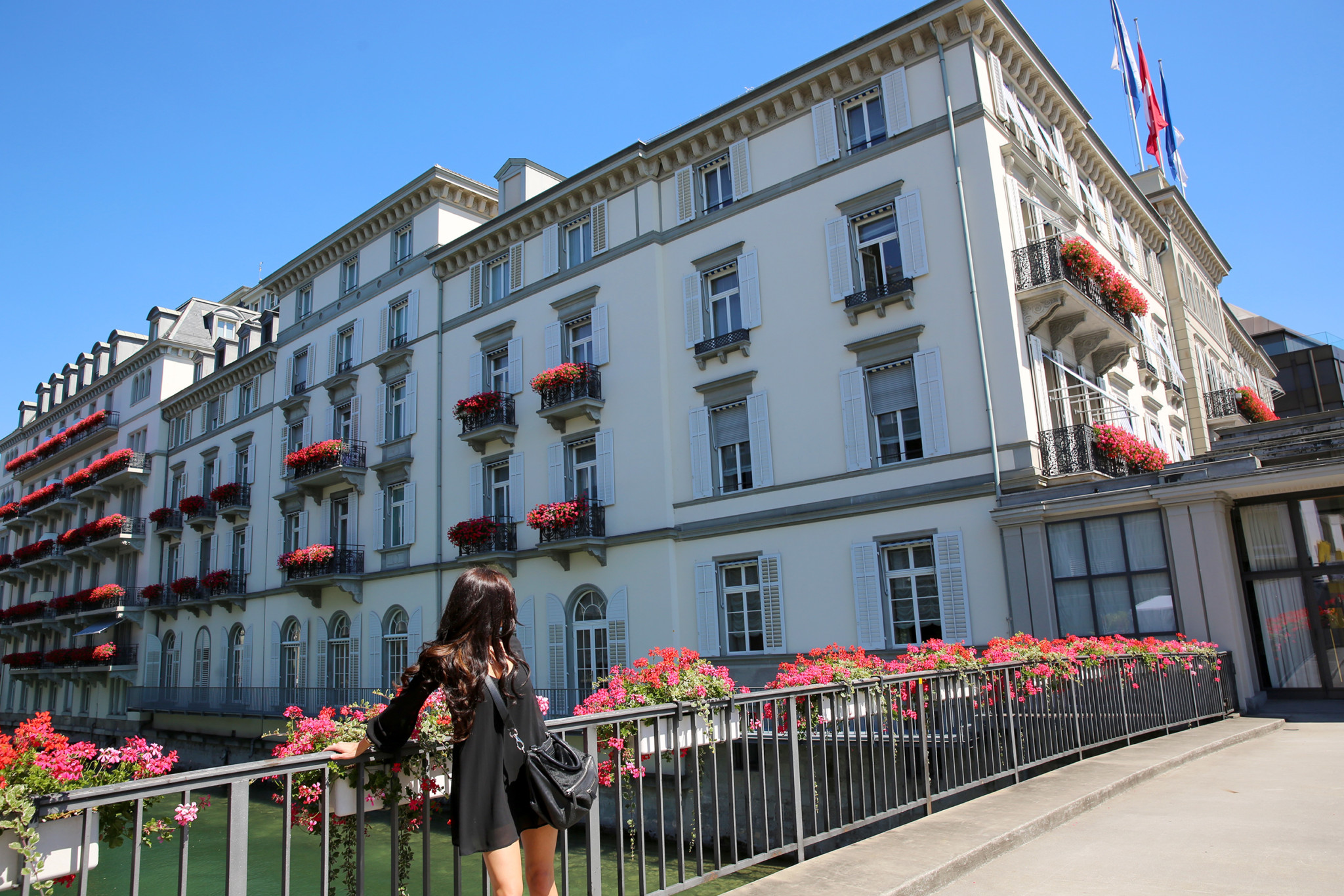 A Review Of My Stay At The Baur Au Lac Hotel In Zurich
