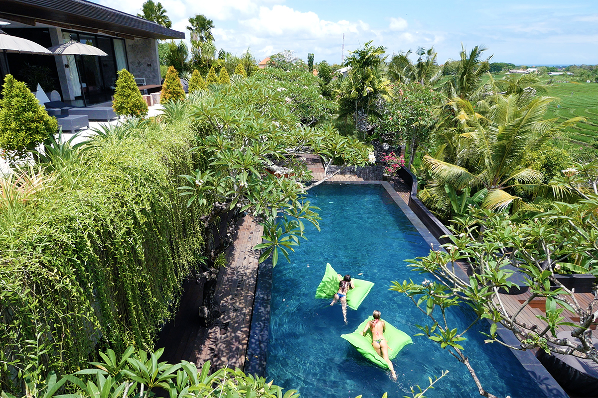 Luxury Beach Villa: Bali