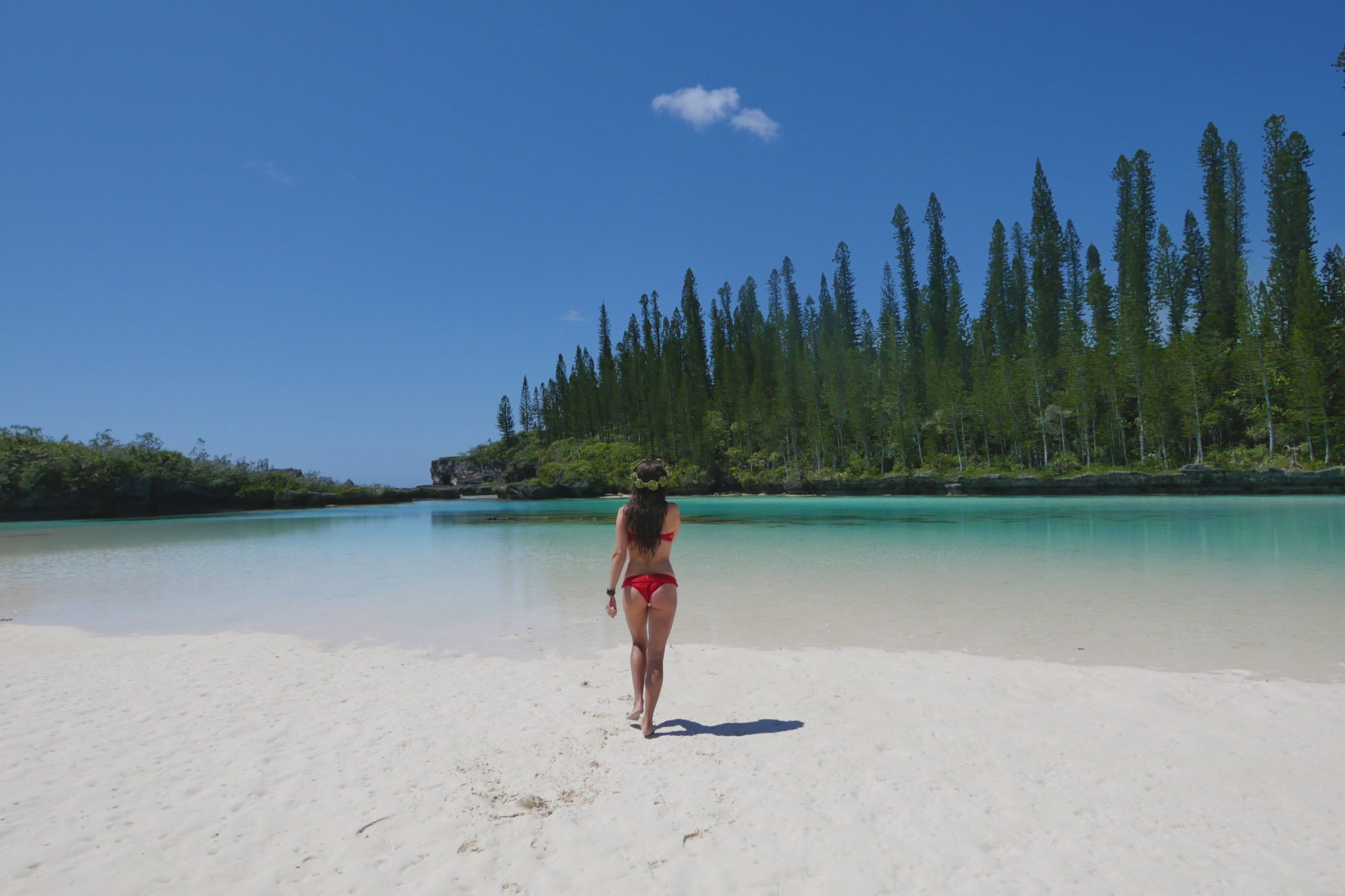 A Video And Article About The Isle Of Pines In New Caledonia