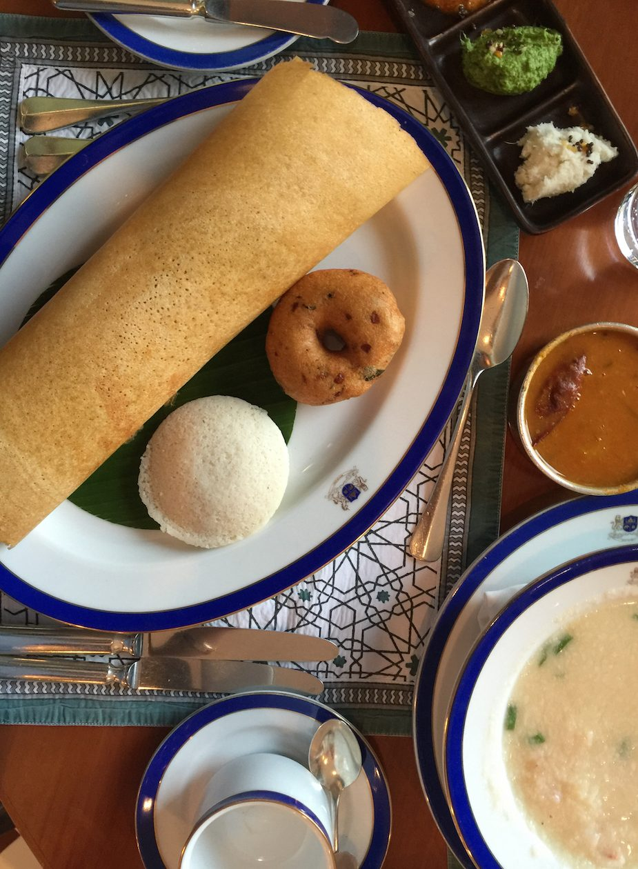 Best Dishes in India: Masala Dosa
