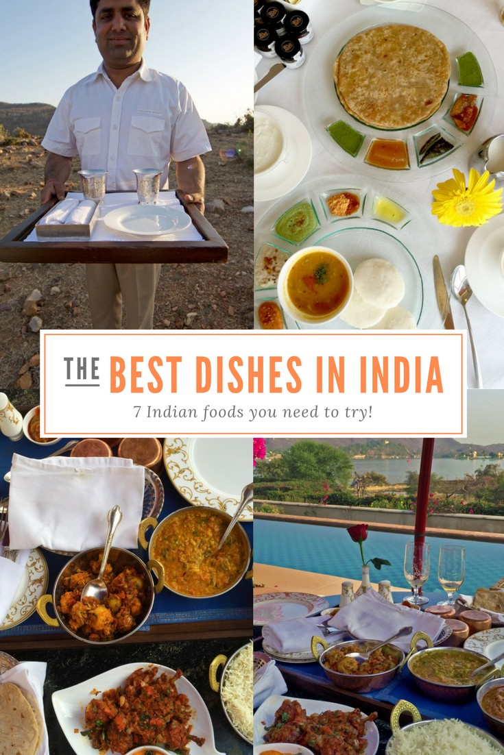 Best Dishes in India