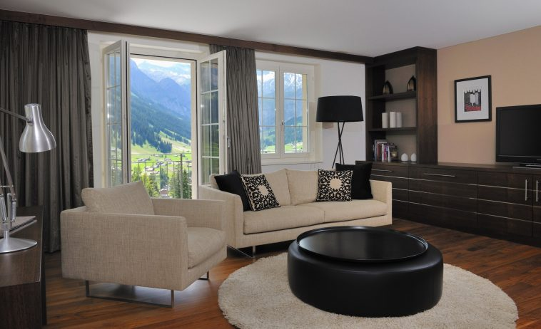 luxury suites in switzerland, the cambrian