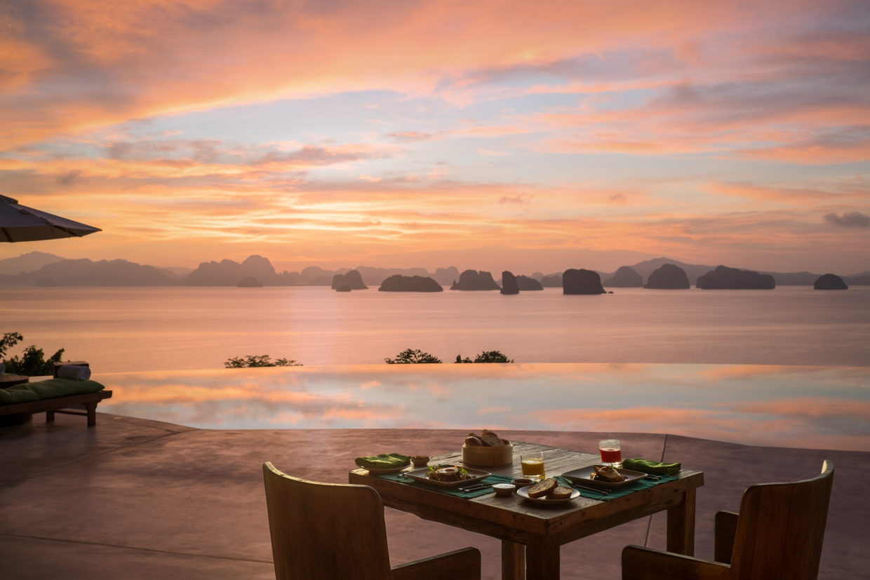 Six Senses Yao No, most romantic resorts