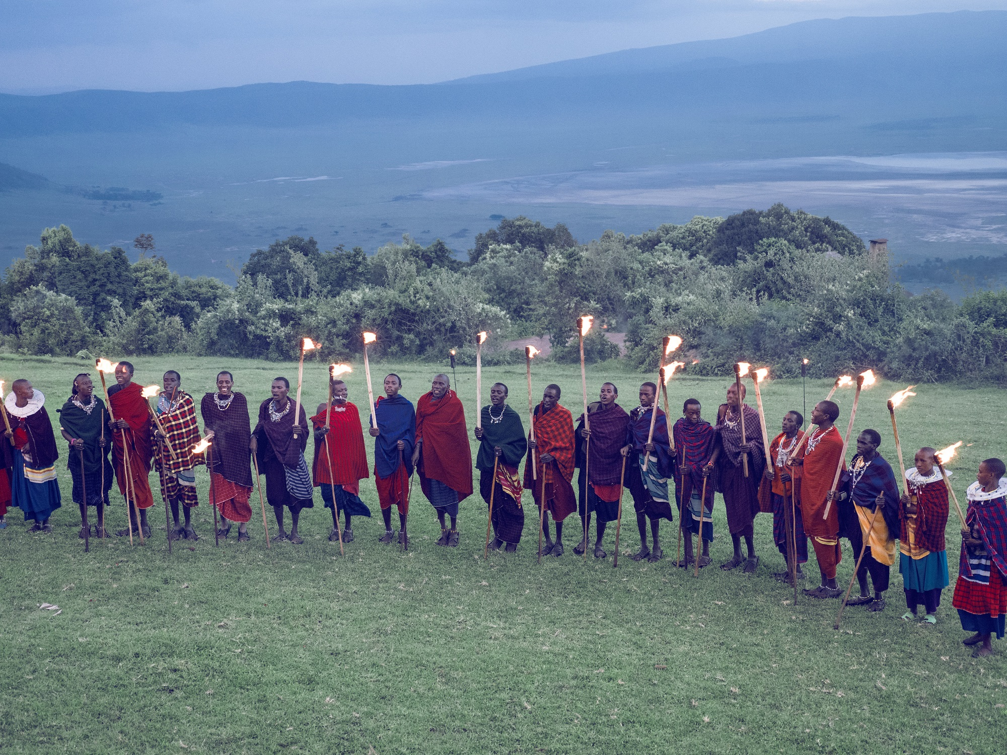 Ngorongoro Crater Lodge performance
